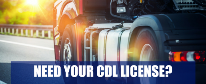 Need Your CDL License? Why Chose a 3rd Party Testing Facility