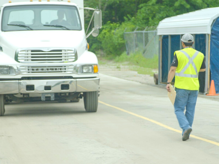 Apex CDL instructor training student
