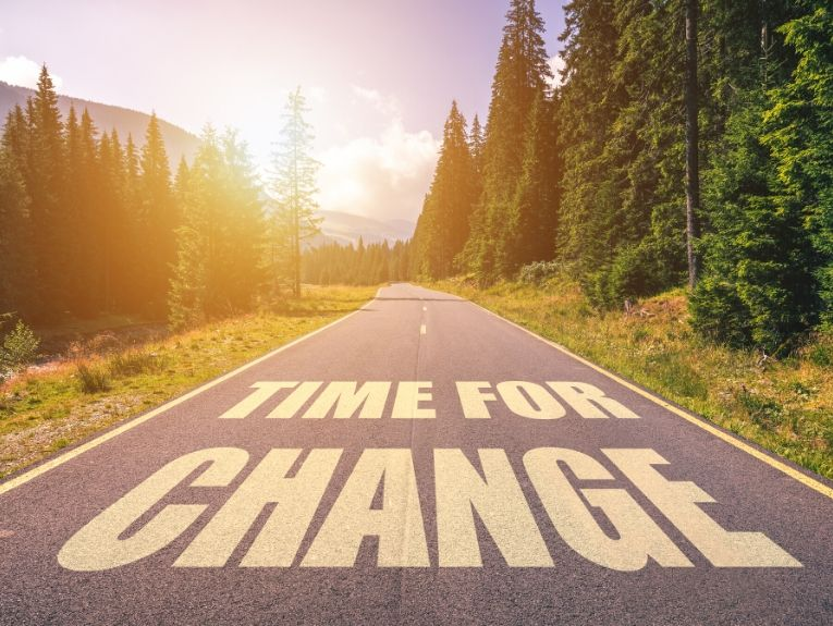 Time for Change on Road