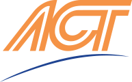 American Central Transport Trucking Company Logo
