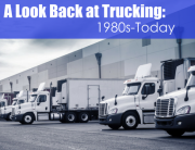 A look Back at Trucking Image